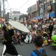 秦野たばこ祭の大道芸